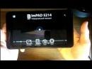 Мини обзор планшета Impression ImPAD 5214 Review the tablet