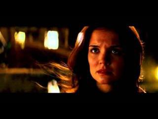 Фрагмент из фильма Бэтмен:Начало - Рейчел и Бэтман [FramePics]