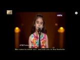 Песня девочки из Сирии о потерянном детстве... заставляет плакать #голос