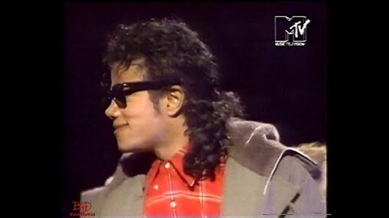 Michael Jackson - Another Part Of Me MTV Bad Tour Special 88