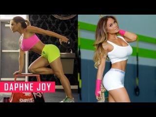 DAPHNE JOY Sexy Body Workout!