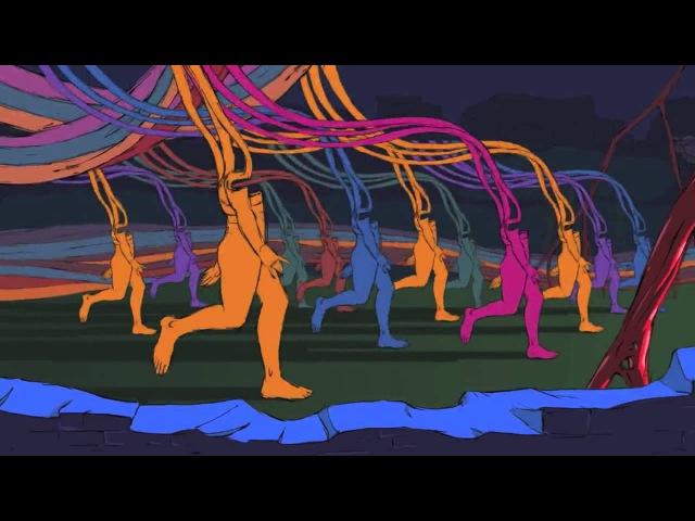 Trippy Visuals - Zeds Dead Remix