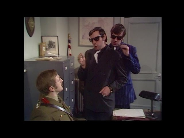 Army Protection Racket - Monty Python's Flying Circus