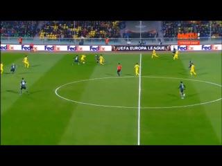 Краснодар - Боруссия Дортмунд 1-0 (26 ноября 2015 г, Лига Европы)