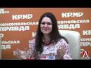 Дина Гарипова поет на татарском