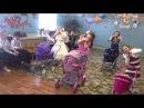 Танец на 8 марта с колясками