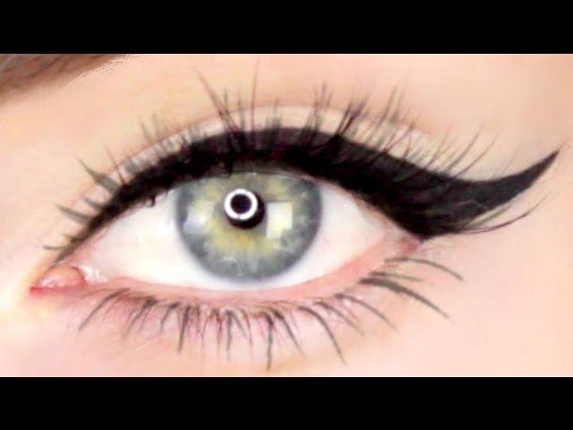 10 Tricks for Perfect Winged Eyeliner STEPHANIE LANGE