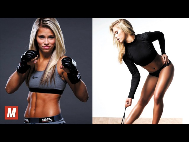 Paige VanZant MMA Workout | Dancing Training Highlights
