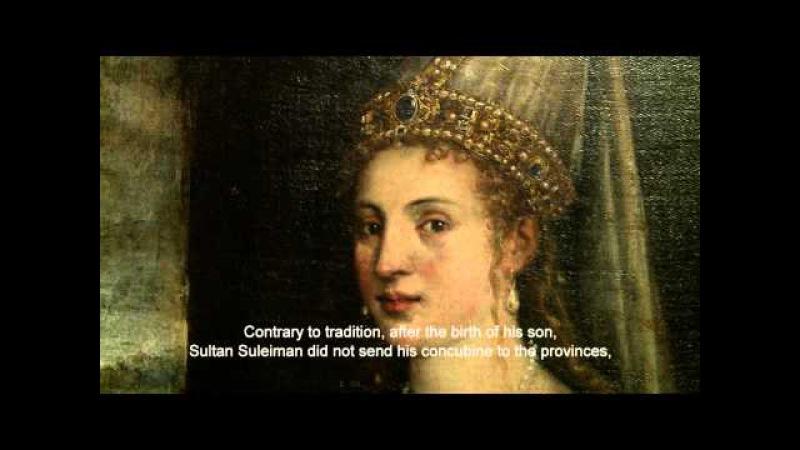 Oprowadzanie po wystawie Ottomania odcinek 4