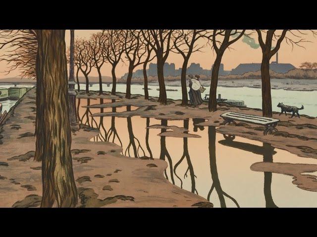 Film towarzyszący wystawie Grafika francuska od impresjonizmu do Art Nouveau