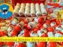 Киндер Сюрпризы Мега Упаковка! Super Giant pack KInder Surprise Eggs