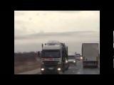 Как дальнобойщики едут на всероссийскую забастовку в Москву 30.11.2015