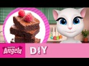 Talking Angela Chocolate Brownies Yummy Recipe