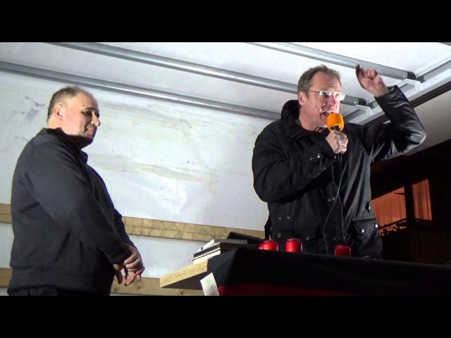 PEGIDA Nürnberg Michael Stürzenberger spricht über seine Verurteilung