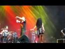 Skillet разогрев | Слот (SLOT) - Кукла Вуду (Live @ Stadium Live, Moscow 30.11.2013)