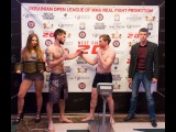MMA West Fight 20 -  8th rating fight - Anton Radko VS Ruslan Podnebesniy