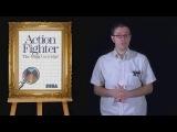 AVGN: Bad Game Cover Art #4 - Action Fighter (Sega Master System) [kirsanovRUS -русская озвучка]