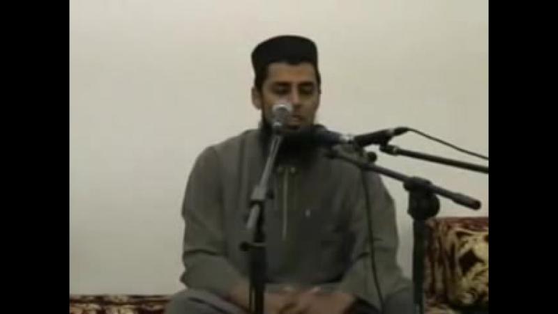 Qari Ziyaad Patel Qiraat in the UK 2008 - Beautiful Quran
