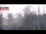 [18+] Эксклюзив. Ожесточенные бои в промзоне Авдеевки. 9 апреля 2016