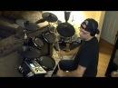 Alesis DM10 - Nickelback - Far Away Drum Cover