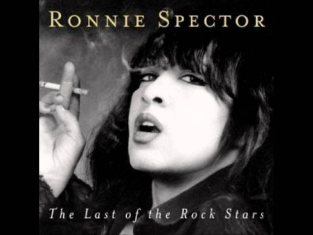 Ronnie Spector - You cant put your arms around a memory (feat Joey Ramone)