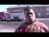 Casa Linda Apartments interview - It's Poppin! Ah man, the building is on fire! Michelle Dobyne