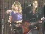 Shakiralive Yahoo Times Square LA TORTURA