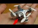 Мини квадрик с камерой! Cheerson CX-10W Полет и тест видео!