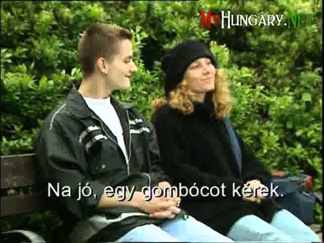Изучение венгерского языка шаг за шагом Серия 11