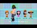 Phineas and Ferb - Spa Day Music Video + Lyrics HD