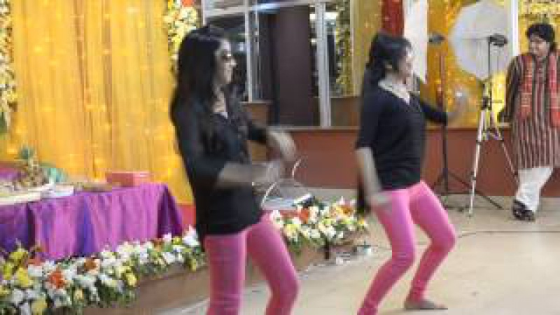 Fly Project Medley Holud Dance by Rinty Ruponty