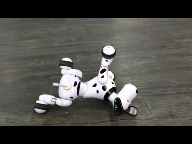 Радиоуправляемая робот собака HappyCow Smart Dog 777 338