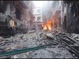 شاهد كيف حولت الطائرات الروрусские самолеты убивают детство в Сирии.. 13 декабря 2015سية د&#1