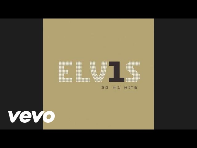 Elvis Presley - Heartbreak Hotel (Audio)