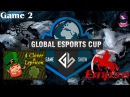 4CL vs Team Empire 2 (bo3) (Ru) | Game Show Global Lan Finals (05.12.2015) Dota 2