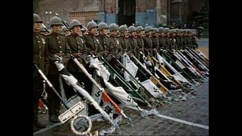 Парад Победы / Moscow Victory Parade Of 1945 (1945) фильм смотреть онлайн