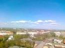 Город Псков с высоты птичьего полета(около 60 метров над землей)
