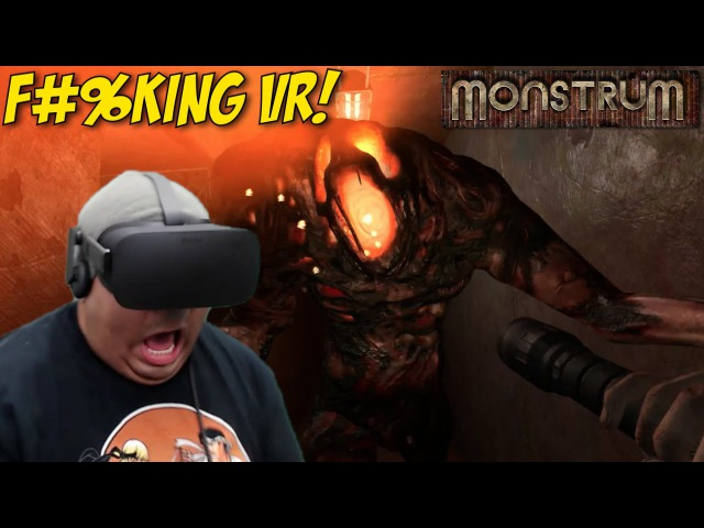 THIS SHT SCARY AS F%K IN VR!! [MONSTRUM] [OCULUS RIFT]