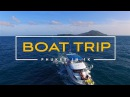 Thailand. Phuket. Boat trip. iSpeak birthday. 4k video