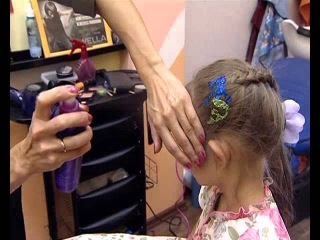 Детский салон красоты: мама, у меня маникюр!