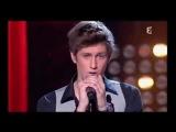 Jean-Baptiste Maunier performs Mistral Gagnant