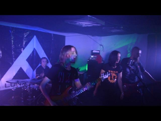 Lunatic Kit feat. Anna Reshetnikova - The Masquerade. Live in Penza 24/10/2015