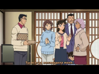 Детектив Конан 801 серия [русские субтитры AniPlay.TV] Detective Conan/Meitantei Conan