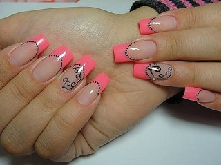 Ногти Дизайн Безымянного Пальца Фото