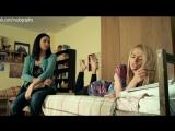 Ножки Анны Хилькевич (Маша Белова) в сериале