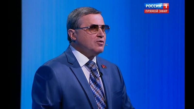Выборы-2016. Дебаты (02.09.2016)