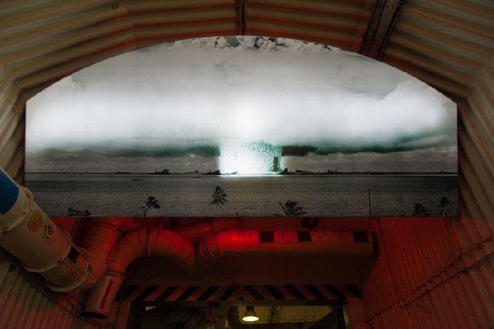 В Балаклавском подземном музее открыли выставку, посвященную покорителям гидрокосмоса (ФОТОРЕПОРТАЖ)