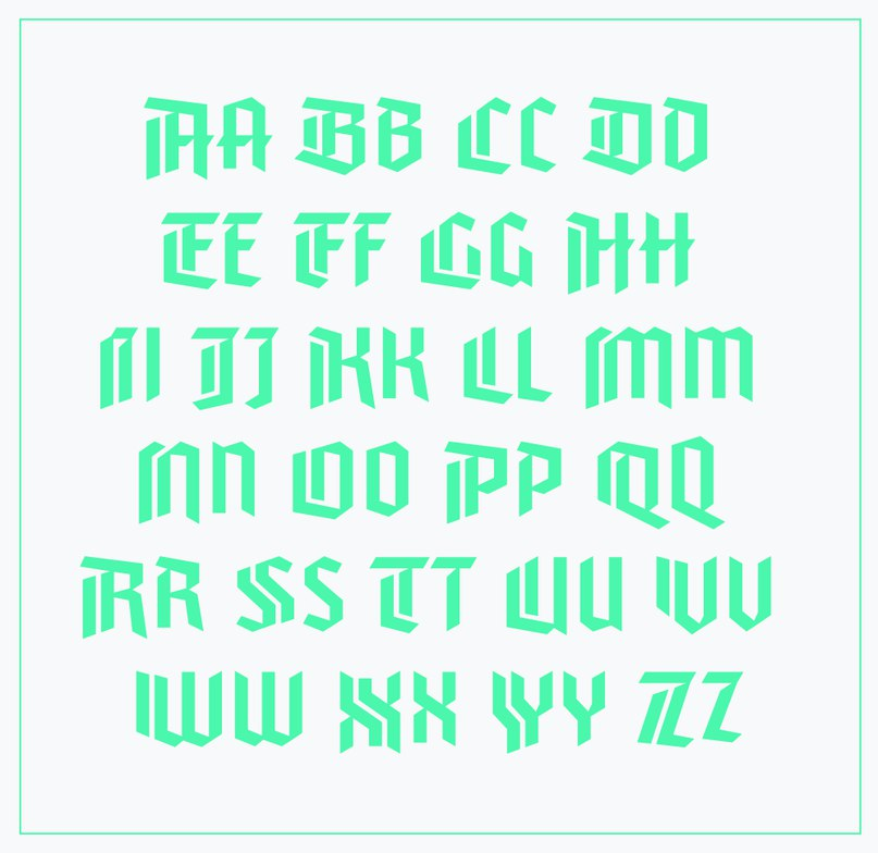 Varna шрифт скачать бесплатно