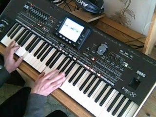 Стиль для Korg РА 3х/4х/600/900 на песню гр.Бутырка
