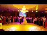 Свадебный танец с поддержками от Ольги и Павла (постановщик Смирнов А.Б)